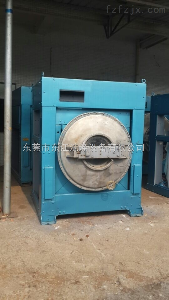 宜春水洗厂处理闲置二手设备 5O公斤海狮洗脱机 电加热干衣机